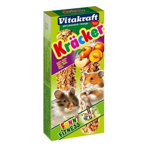 Kräcker hamsters x2 fruits Vitakraft 116g