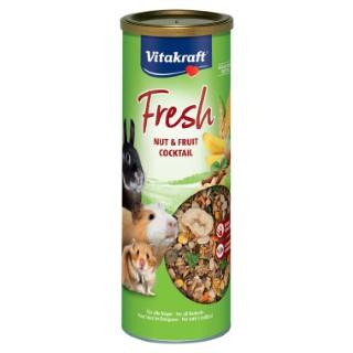 Aliment Super nut et fruits rongeurs Vitakraft 57026