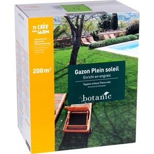 Gazon plein soleil Botanic 200 m²