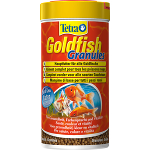 Tetra Goldfish Granules 58167