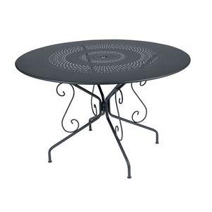 Table ronde Montmartre Carbone Ø 117 cm 583434