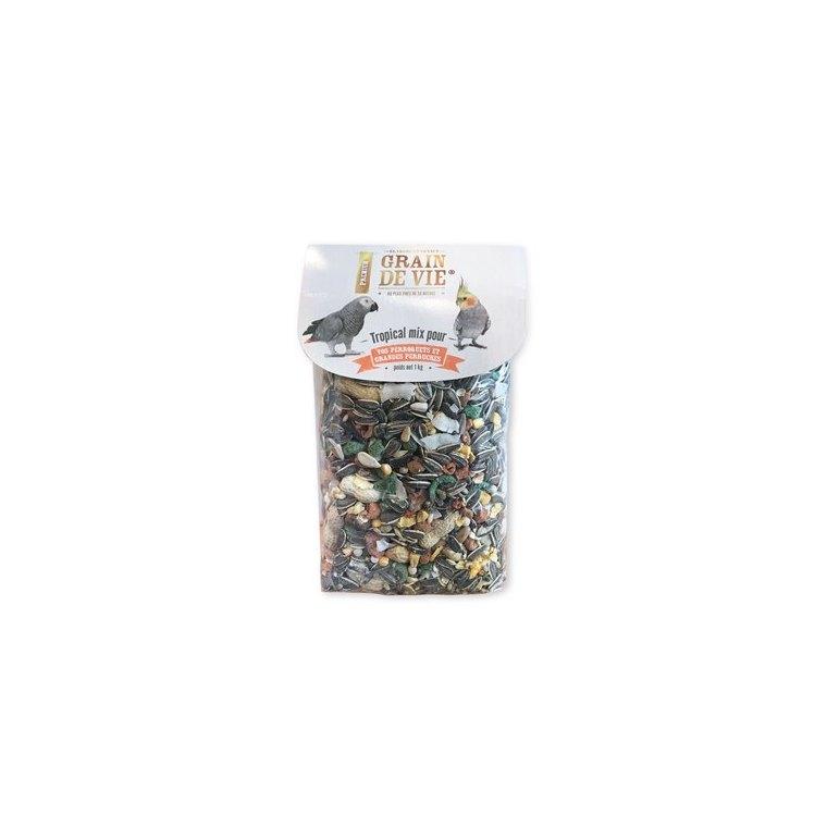 Mix perroquet aux fruits 1 kg 52494