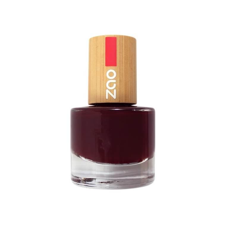 Vernis à ongles Cerise noire 659 Zao - 8 ml 528802