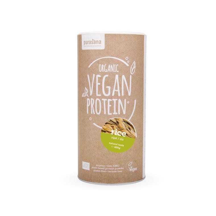 Protéines de riz nature – 400 gr 529082