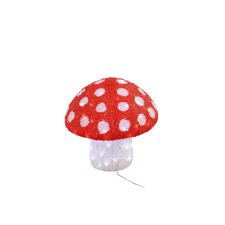 Champignon lumineux 35 cm 53433