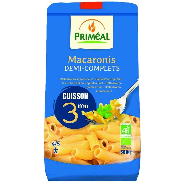 Macaroni Primeal1/2 complets 534336