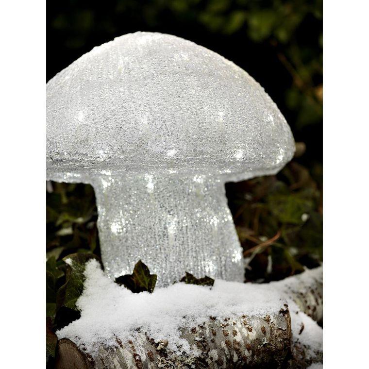 Champignon lumineux 80 LED 53434