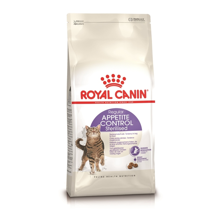 Croquettes Royal Canin Appetite Control Sterilised 2 kg 53468