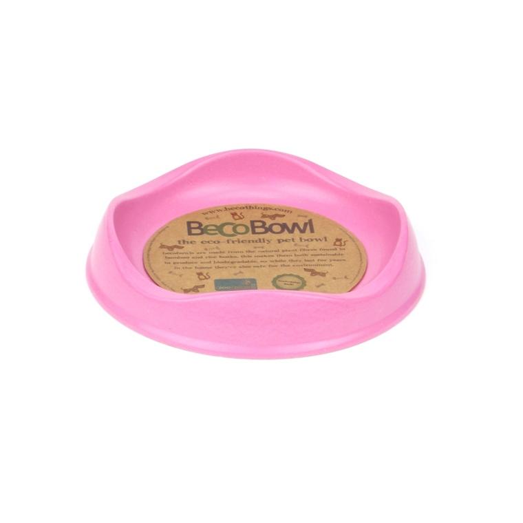Gamelle pour chat rose 0,25L 536061