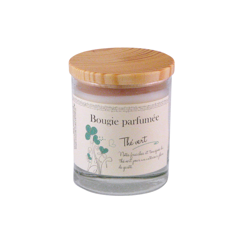Bougie parfumée Thé Vert 54742