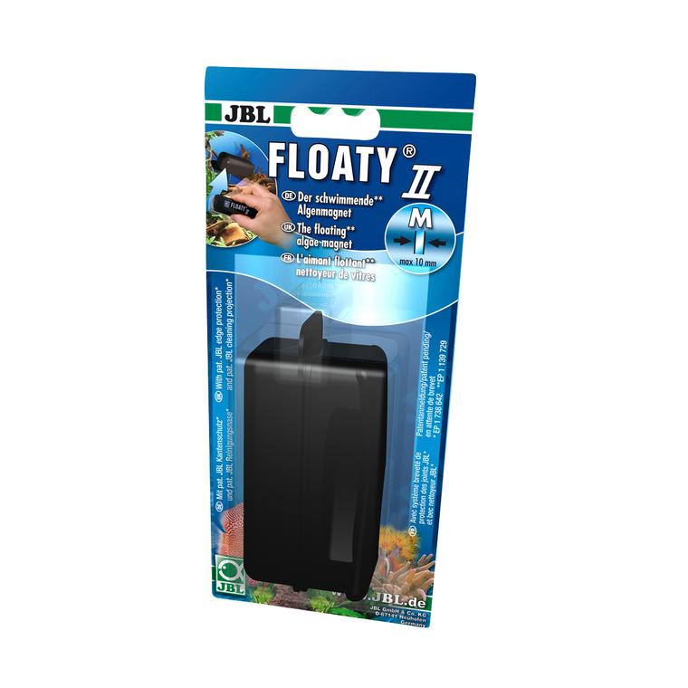 Nettoyeur de vitre Floaty II pour aquarium Moyen modèle 556161