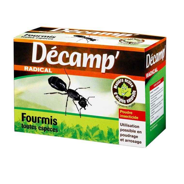 Anti fourmis insecticide en poudre 1 kg 560442
