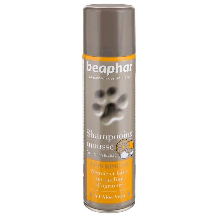 Spray shampooing sec chiens/chats Beaphar 250 ml 57522