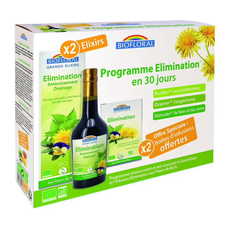 Pack Biofloral pour cure d'élimination 590972