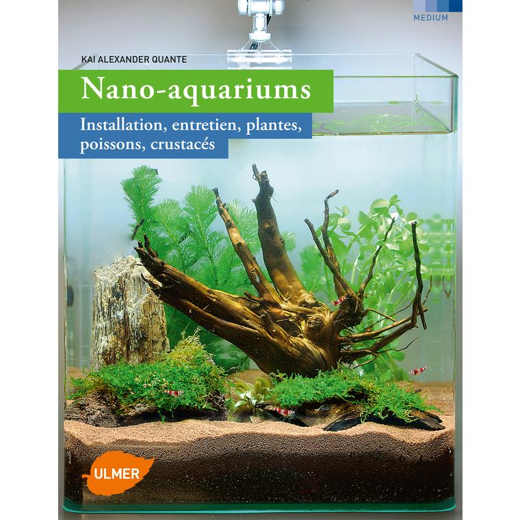Nano Aquariums d'Eau Douce 80 pages Éditions Eugène ULMER 59831