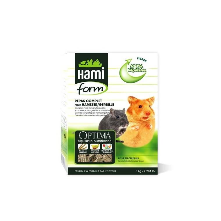 Repas complet hamster Hamiform 1 kg