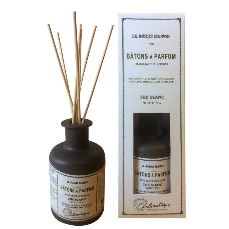 Bâton À parfum thé blanc - flacon de 200ml