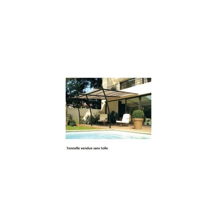 tonnelle adoss e sydney parasols voiles d 39 ombrages et. Black Bedroom Furniture Sets. Home Design Ideas
