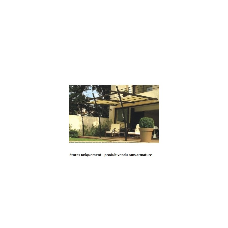 Kit De 2 Stores Pour Tonnelle Adoss E Sydney Botanic