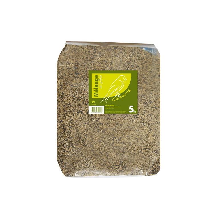 Mélange tourterelles Premium 5 kg