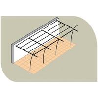 extension pour tonnelle adoss e sydney botanic. Black Bedroom Furniture Sets. Home Design Ideas