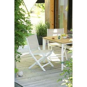 Chaise de jardin pliante Basic Plus KETTLER
