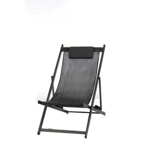 Chaise chilienne Eva gris