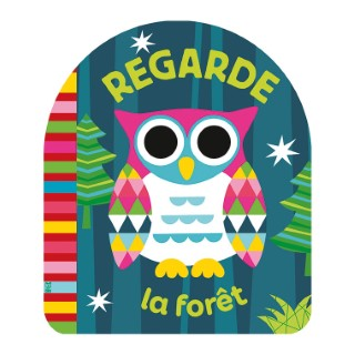 Regarde la Forêt Les Yeux qui Bougent 1 an Éditions Lito 612287