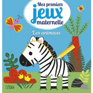 Les Animaux Mes Premiers Jeux Maternelle 3 ans Éditions Lito 612307