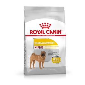 Croquette 3kg Medium adulte dermaconfort Royal Canin 612642