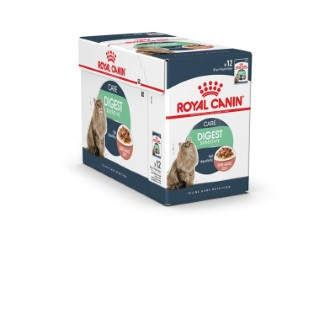 Sachet Royal Canin chat digest sensitive 12x85g 612647