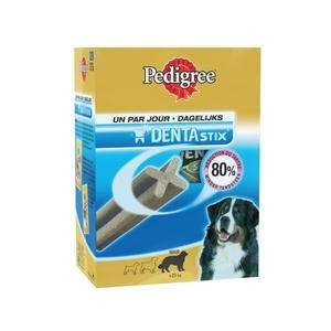 Friandise x28 grand chien Pedigree dentastix 720g
