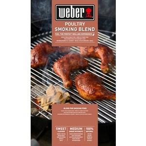 Bois de fumage pour volaille Weber – 0.7 kg 618120