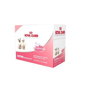 Sachet Royal Canin chaton instinctive 12x85g 624729