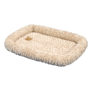 Coussin Snoozzy beige 114 x 81 cm