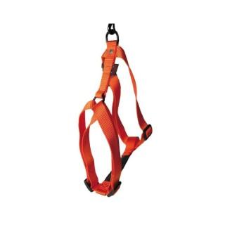 Harnais réglable orange 25/35cm Martin Sellier 626687