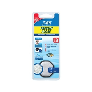 Recharge Filtre aquarium API Rena Prevent Algae size 3 x1