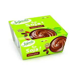 Sojade chocolat - 4 x 100 g 630556