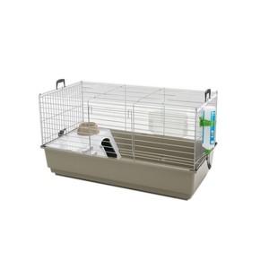 Cage Nero 2 De Luxe Lounge Gris 80x50x45 cm 632236