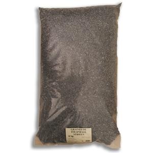 Graines de tournesol striées pour oiseaux en sac de 12 kg