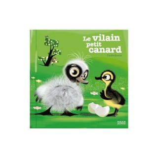 Le Vilain Petit Canard Contes et Comptines à Toucher 1 à 3 ans Éditions Milan 632731