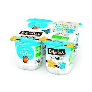 Yaourt Bifidus vanille - 4 x 125 g 632764