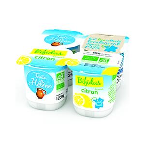Yaourt Bifidus citron - 4 x 125 g 632765
