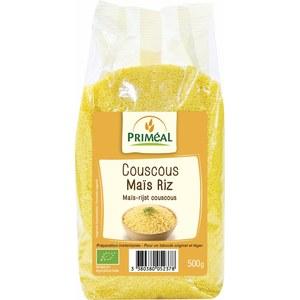 Couscous maïs riz 500 g PRIMEAL