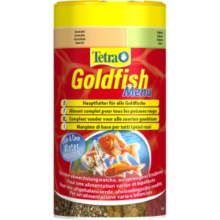 Tetra Goldfish Menu 250 ml 634241