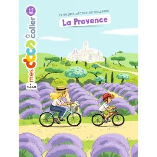 La Provence Mes Docs à Coller 3 à 6 ans Éditions Milan 635776
