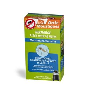 Recharge tous moustiques 7x3,5x13 cm 640972