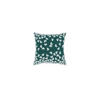 Coussin trèfle Fermob coloris vert cèdre en acrylique 44 x 44 cm 641648