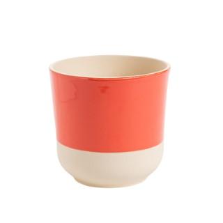 Cache-pot Sandstone Ø 14 x H 14 cm Grès 649863