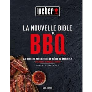 Livre de recettes « La nouvelle Bible du Barbecue » 650183